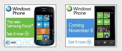 AT&T Samsung Focus Windows Phone 7