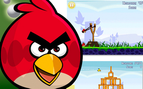 Angry Birds for Windows Phone 7