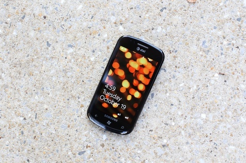 Samsung Focus Windows Phone 7 Review