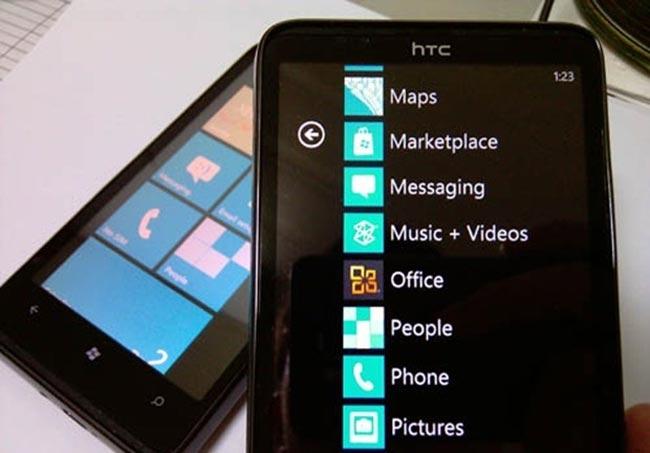 htc hd7 1 HTC HD7 Specification