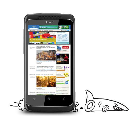 HTC 7 Trophy Verizon