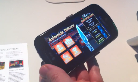 Xbox Game Room on Windows Phone 7