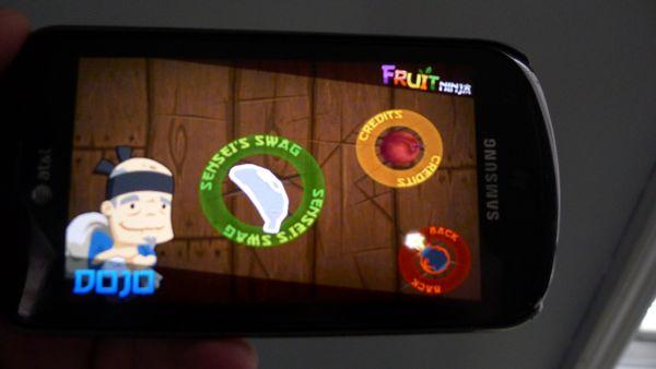 Fruit Ninja on WP7