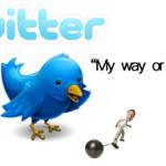 twittermywayornoway