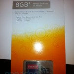 SanDisk 7GB microSD WP7 Certified