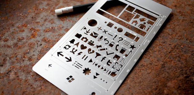 Windows Phone 7 Stencil
