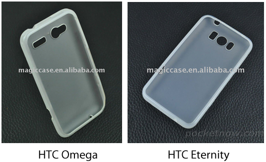 HTC Eternity and Omega cases