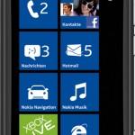 Nokia 800 Windows Phone