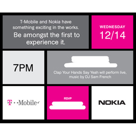 T-Mobile Windows Phone Event