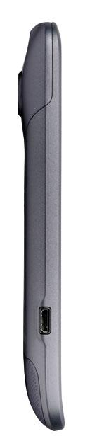 HTC Titan II sideview