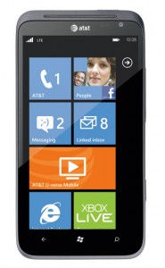 HTC Titan II 4G LTE Windows Phone