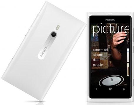 Nokia Lumia 800 Software Update