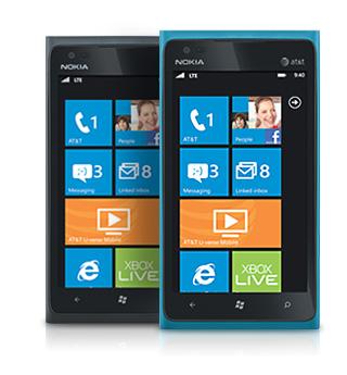 Nokia Lumia 900 4G LTE