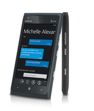 Nokia Lumia 900 release