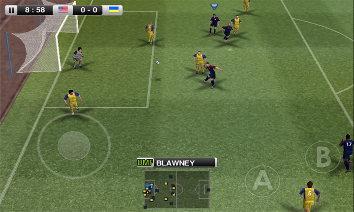 PES 2012 Now Available On Windows Phone Marketplace - PES 2011 Removed