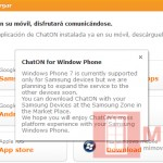 chatonforwindowsphone
