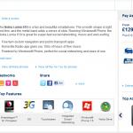 lumia610carphonewarehouse
