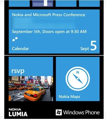 Windows Phone 8 event