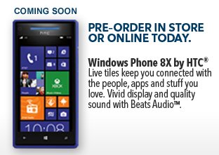 Windows Phone 8 pre order