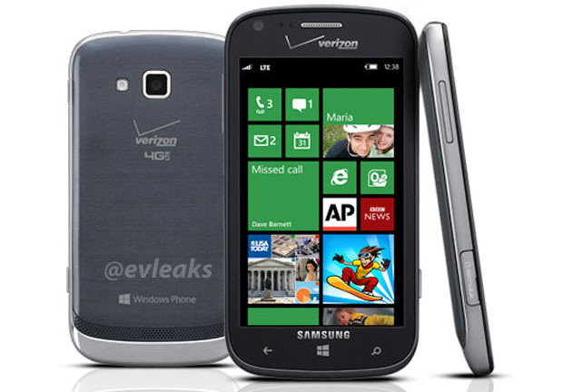 Samsung ATIV Odyssey Verizon Wireless